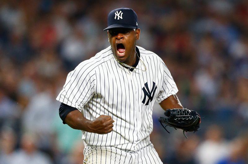 Yankees mandan de nuevo a abrir el juego de comodines a Luis Severino