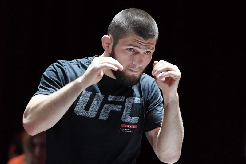Khabib Nurmagomedov, peleador de UFC, da el sí a Floyd Mayweather ¿Habrá mega pelea millonaria?