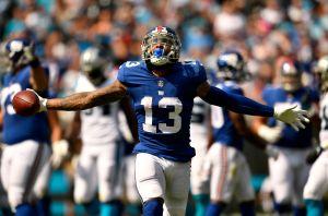 Partidos imperdibles de la NFL en español: Beckham Jr. urgido y Rodgers furioso