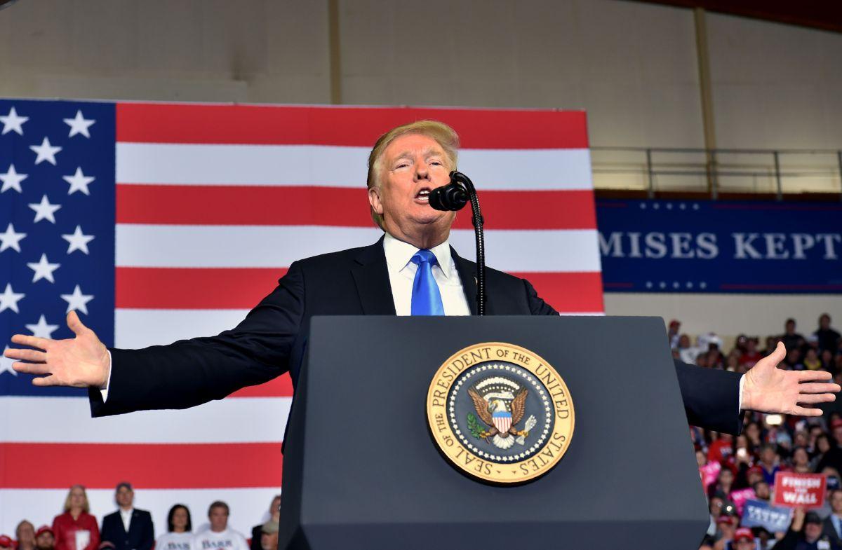 Trump tiene una nueva oportunidad para lograr la financiación del Muro Fronterizo