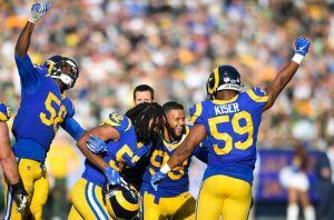 Los Angeles Rams extienden su invicto en la NFL