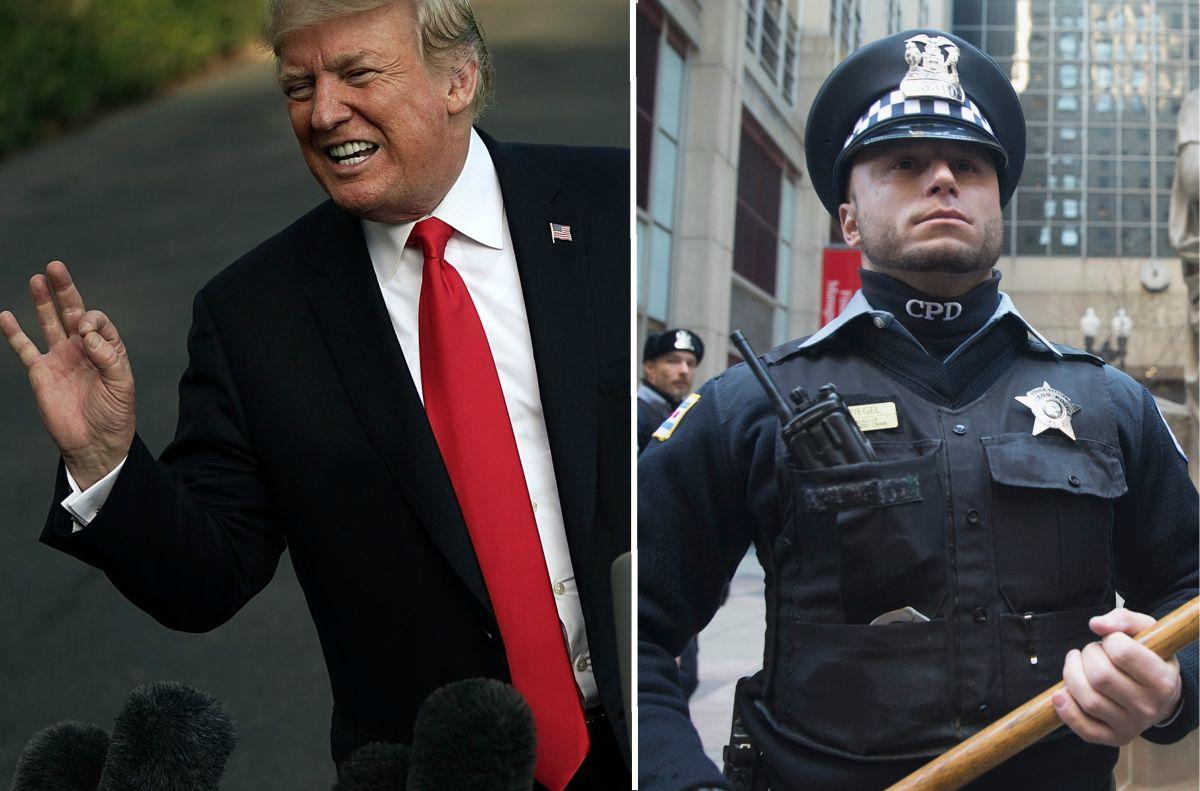Propuesta de Trump prende las alarmas en Chicago