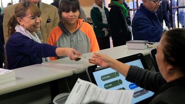 DMV de California
