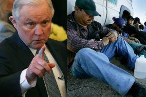 Nuevo plan de Sessions contra inmigrantes prende las alarmas