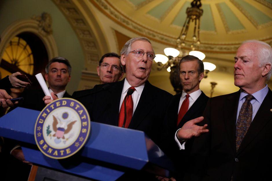 El grave error que los republicanos podrían cometer con Kavanaugh
