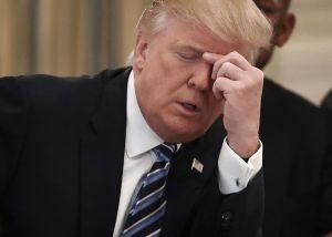 """Proyecto estrella de Trump recibe un """"NO"""" de la justicia"""
