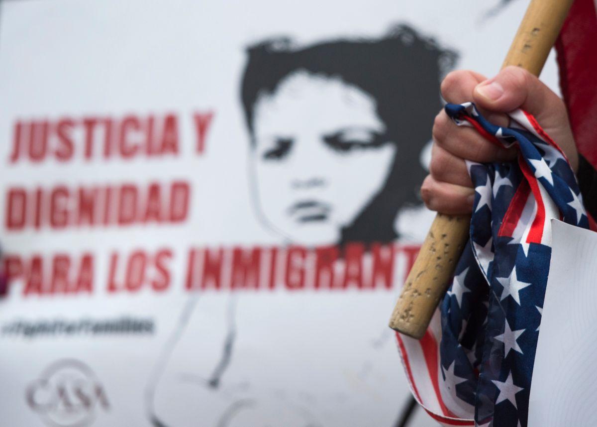 Activistas han realizado mítines a favor del TPS.