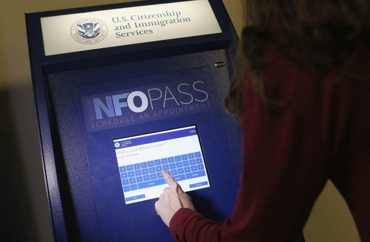 USCIS asegura que esta opción añade transparencia al proceso