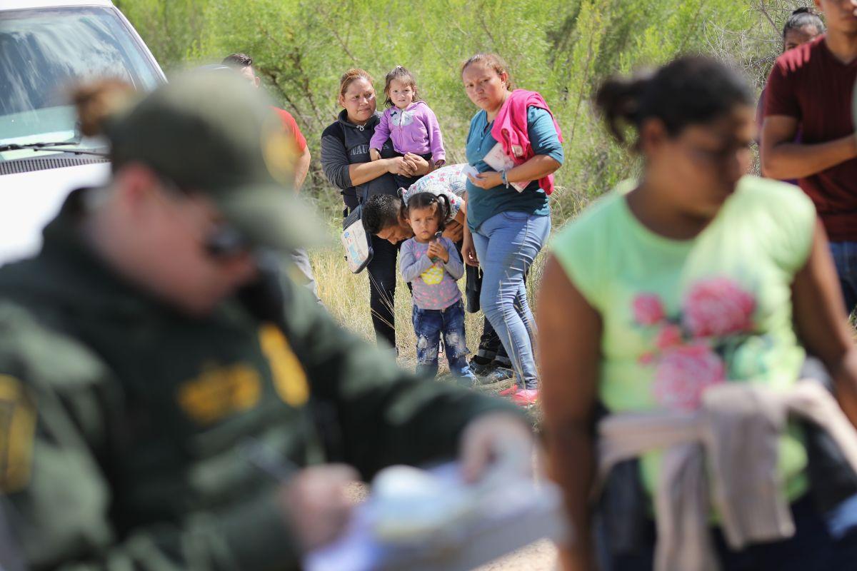 Con el acuerdo, las familias podrían tener la opción de aplicar por asilo.