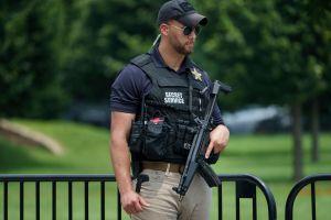 Once agentes del Servicio Secreto dan positivo por COVID-19, según medios
