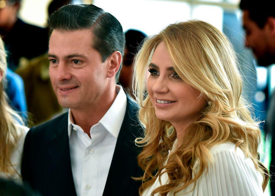 Hija de Enrique Peña Nieto, ¿le mandó mensaje indirecto a Angélica Rivera?