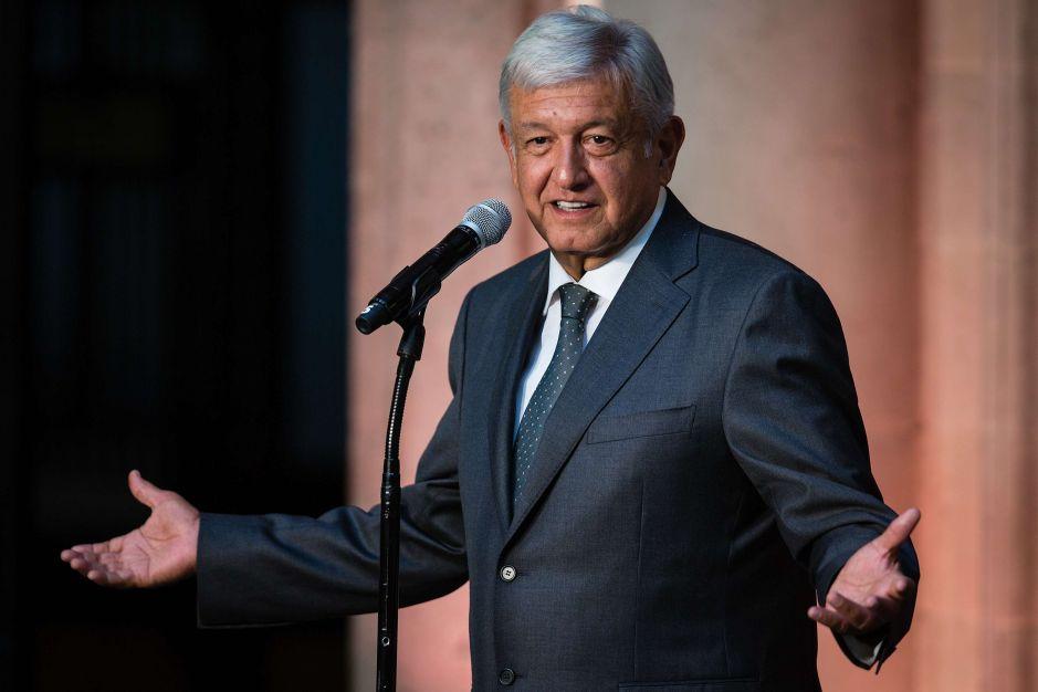 Juicio a expresidentes, en manos de los ciudadanos, asegura López Obrador