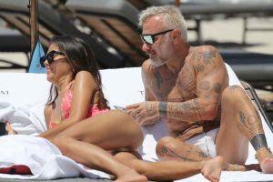 Multimillonario Gianluca Vacchi ya tiene novia nueva, y parece que lo tiene embrujado