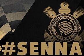 El club Corinthians estrena camiseta en honor a ¡Ayrton Senna!