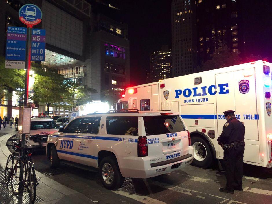 Otro desalojo en sede de CNN en Nueva York por supuestos paquetes explosivos