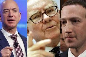 """Los más ricos del mundo pierden $99,000 millones en el """"miércoles de miedo"""""""