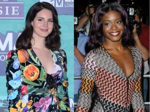 Lana Del Rey y Azealia Banks pelean en Twitter 'por culpa' de Kanye West