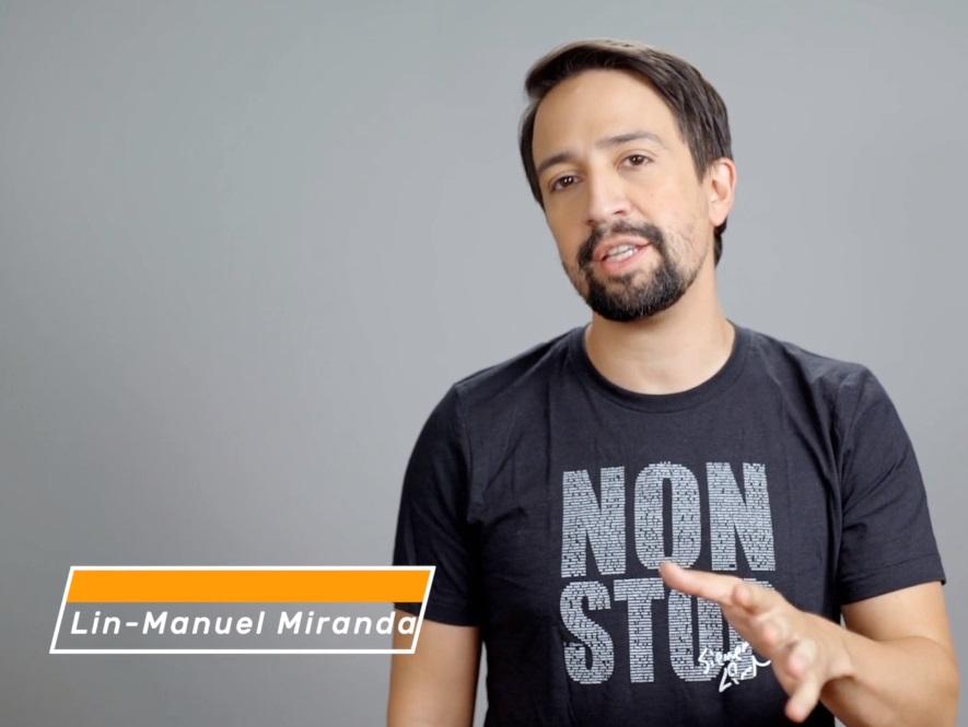 Lin Manuel Miranda y Frankie Negrón se suman a campaña para movilizar voto puertorriqueño en Florida