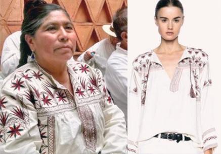 Dior, Zara, That's it y Hermes son los que más roban diseños indígenas