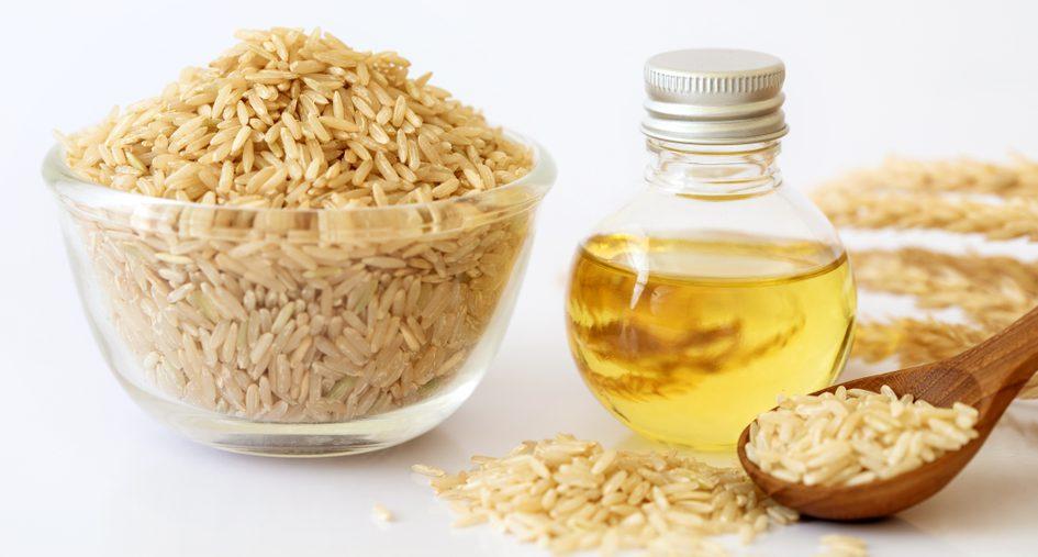 aceite de arroz