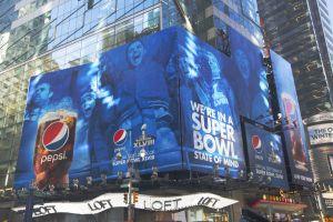 Supermercado se niega a vender Pepsi con el logo de la NFL