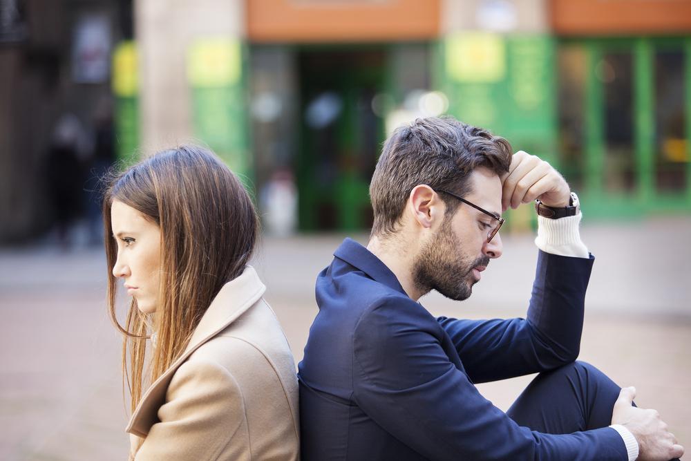 5 señales que te dicen que no le interesas a tu pareja