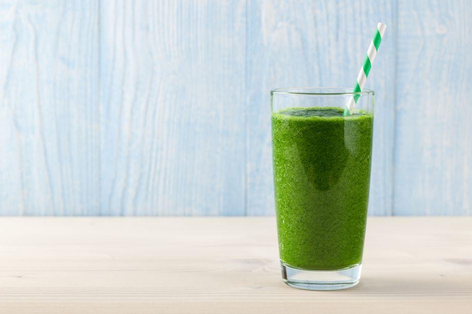 Los mejores 5 jugos verdes para tomar a diario y bajar de peso saludablemente