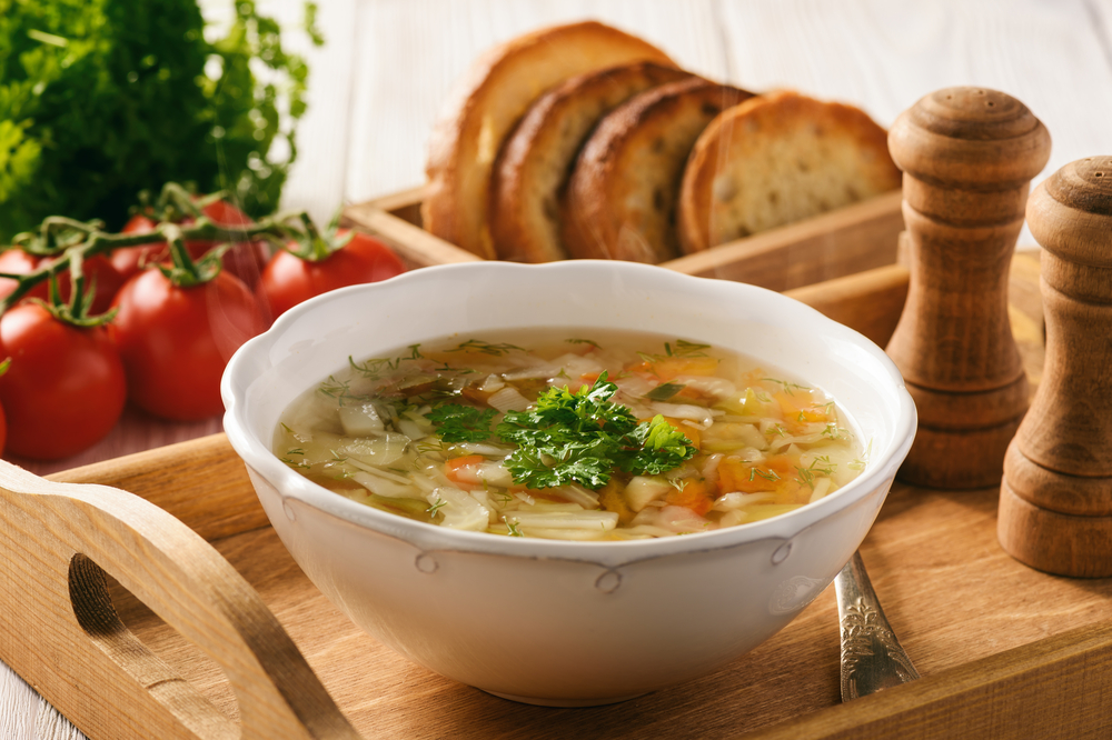 Tired and without energy?  Try this medicinal chicken and rice soup