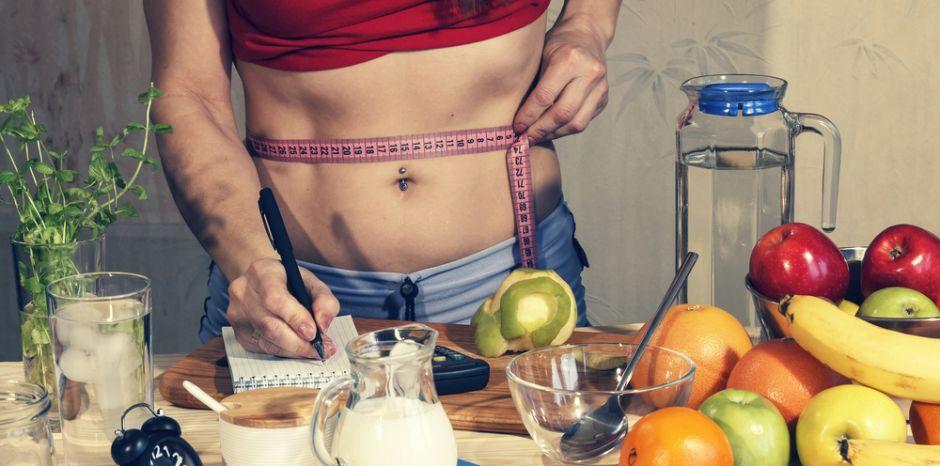 peso segun estatura y edad en mujeres