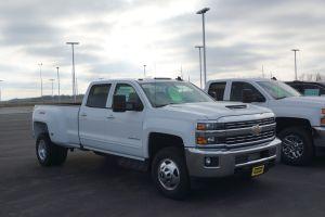 La capacidad legendaria de la pickup Chevrolet Silverado 3500HD 2019