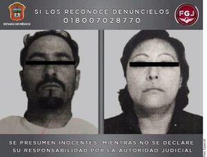 El monstruo de Ecatepec y su pareja son vinculados a proceso