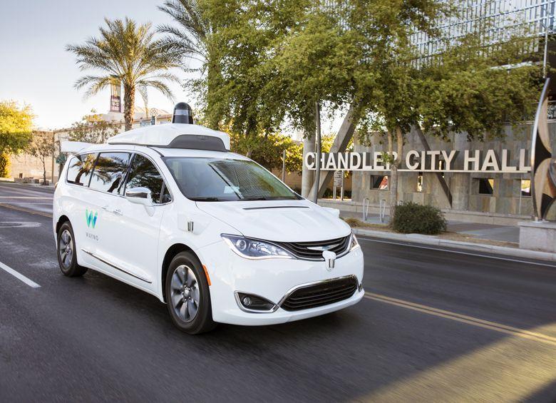 Los autos autónomos son los autos del futuro