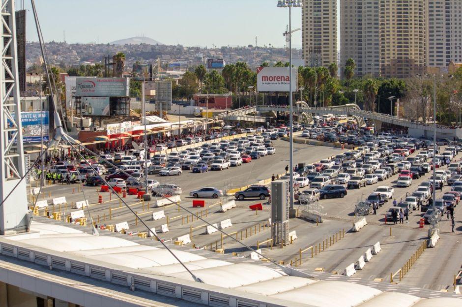 Cierre de frontera causa pérdidas millonarias en el sur de California
