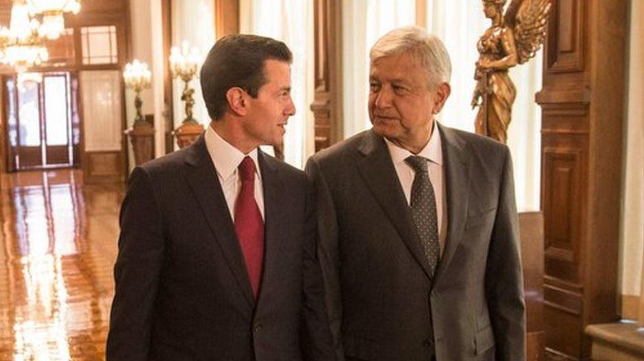 Las tres bombas de tiempo que deja Peña Nieto a López Obrador