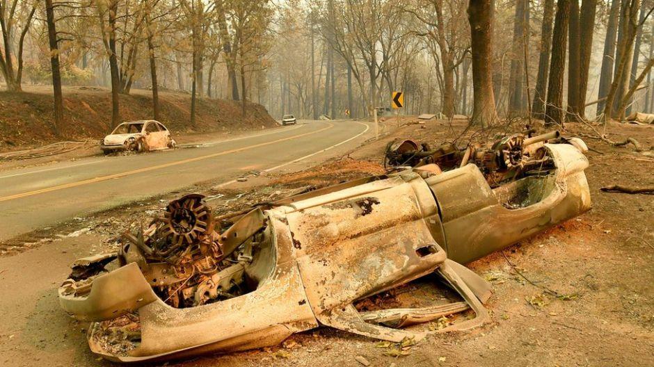 Paradise: El pueblo que fue arrasado por el fuego más mortal de la historia de California