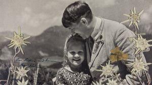 La increíble (y poco conocida) amistad entre Hitler y una niña judía