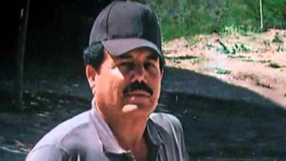 """""""El Mayo"""" lleva más de 40 años en el narcotráfico."""