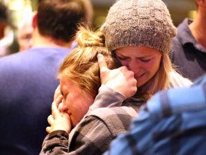 La comunidad exige: 'alto al descontrol de armas'