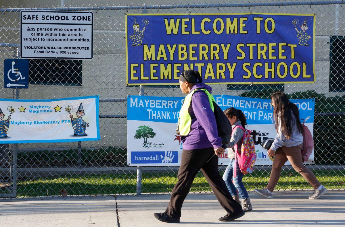 Es posible que muchos estudiantes no regresen a la escuela en este curso.