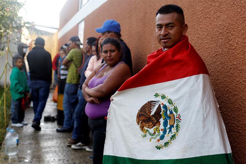 De Tijuana a Chiapas: estas son las cinco caravanas de centroamericanos