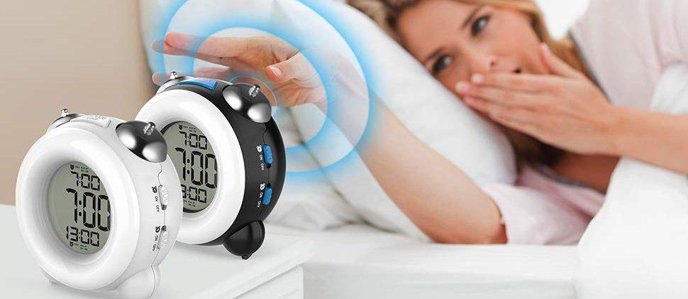 5 opciones de relojes alarma para que no se te peguen las sábanas