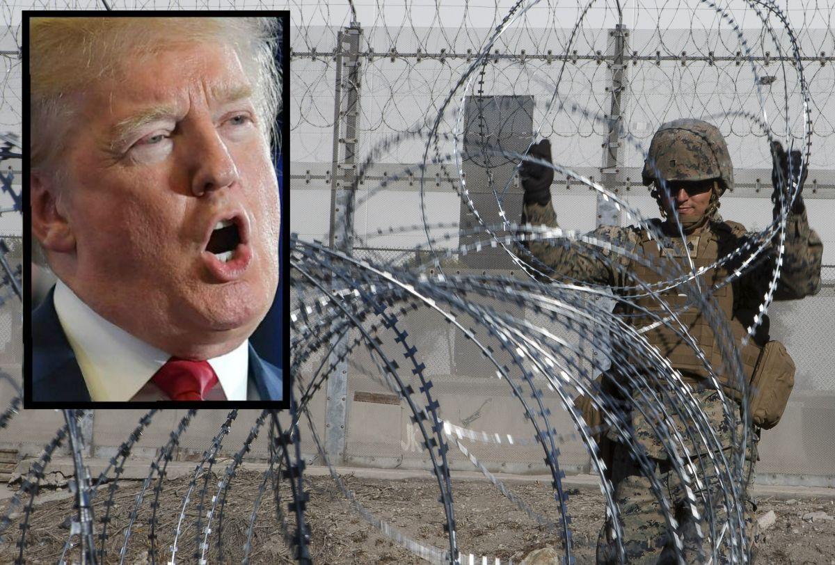 Gobierno Trump cierra cruce fronterizo de San Ysidro para reforzarlo militarmente