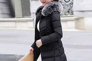 Los 7 mejores abrigos acolchados de mujer para usar en los días fríos