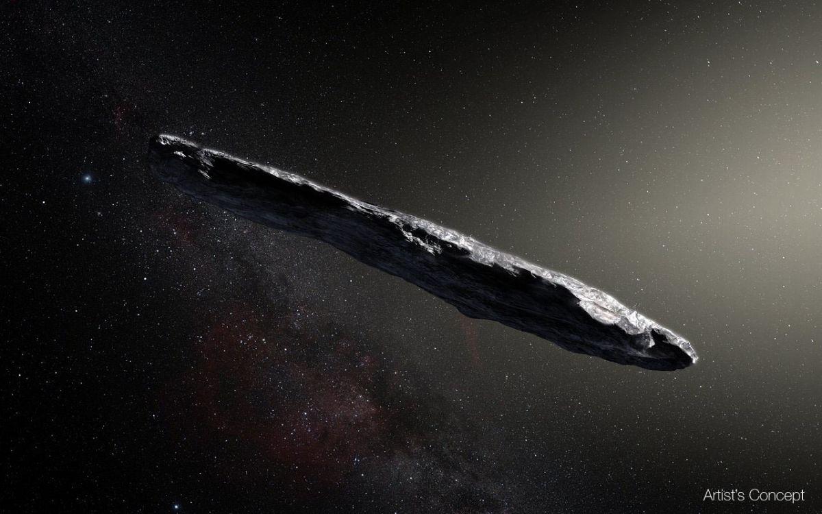 Científicos de Harvard hacen estudio viral sobre el asteroide que ahora es una nave extraterrestre