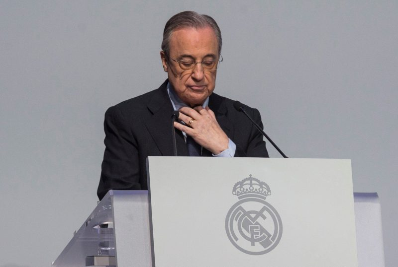 Tarjeta Roja: El Real Madrid se prepara para arruinar (de nuevo) el fútbol mundial