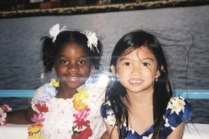 Dos antiguas amigas de la secundaria se reúnen gracias a Twitter, una historia viral