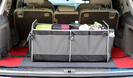 Los 5 mejores organizadores para el maletero de tu auto