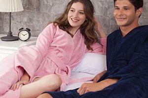 5 batas de toalla para protegerte del frío al salir de la ducha