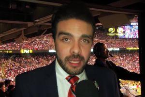 Edgar Martínez sale de Univision Deportes a pocos días de polémica con David Faitelson