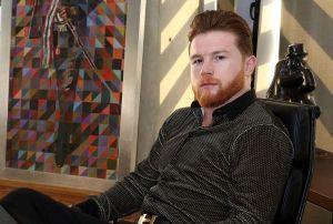 Le ponen un valor récord a la barba roja del 'Canelo' Álvarez